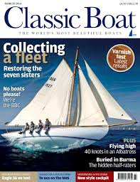 classic boat march 2014 by the chelsea magazine company issuu