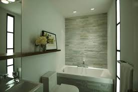 interesting ideas small modern bathroom design gallery interesting ideas small modern bathroom design with slate tiles and walk shower tub ideasmodern
