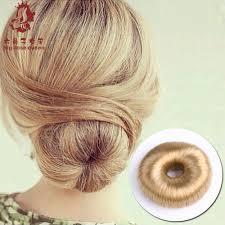 chignon maker 30g faux chignon donut maker rouleau de cheveux anneau hairagami