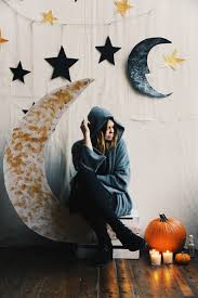 Halloween Backdrop Make Your Own Halloween Party Backdrop