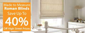 Roman Blinds Made To Measure Made To Measure Roman Blinds Soeasy Blinds
