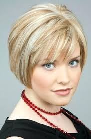 layered hair styles for round face over 50 unique short haircuts for thin hair and oval faces short