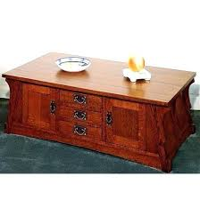 Craftsman Coffee Table Craftsman Style Coffee Table Quarter Oak Mission Craftsman Coffee