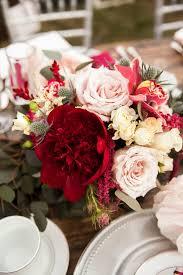 Flower Duet - flower duet u0027s marsala wedding bouquet wedding trends