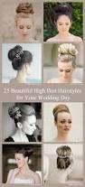 blonde hairstyles and haircuts ideas for 2017 u2014 therighthairstyles 25 high bun hairstyles for brides high bun bridal hairstyle and