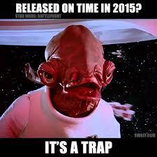 It S A Trap Meme - admiral ackbar battlefront it s a trap meme battlefront memes