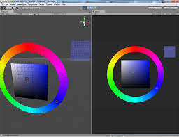 making a colour picker unity community