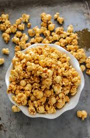 cuisine made in easy 10 minute microwave caramel corn best layers of happiness