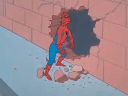 Spiderman Meme Creator - spiderman and the wall meme generator imgflip