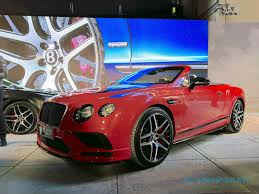 red chrome bentley just unveiled the bentley continental supersports is a 209 mph