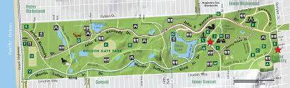 Union Square San Francisco Map by Bike Routes Parkwide Bike Rentals U0026 Tours