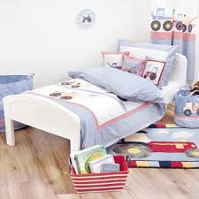Cot Size Duvet Digger Appliqué Cot Bed Duvet Set Jojo Maman Bebe Shop By Brand