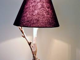lamps tips table decoration with pleated lamp shade ideas