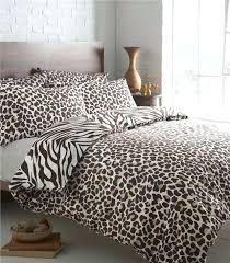 Printed Duvet Cover Printed Quilt Covers Australia Animal Print Bedding Sets With