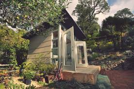 Prefab Backyard Cottage Backyard Sheds Studios Storage U0026 Home Office Sheds Modern