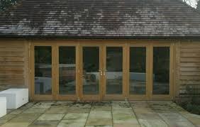 Wooden Bifold Patio Doors Terrific Wooden Bifold Doors Uk Gallery Ideas House Design