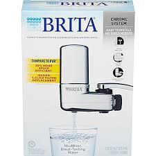 Bathroom Faucet Filter by Brita Faucet Filtration System Bed Bath U0026 Beyond