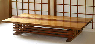 kenji japanese style furniture a wood workshop in auroville