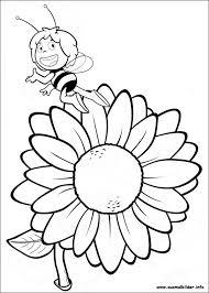imagenes mayas para imprimir maya the bee 136 dibujos animados páginas para colorear