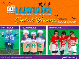 Halloween Usa Website Great Go St Louis Halloween Race 10k U0026 5k Fun Run