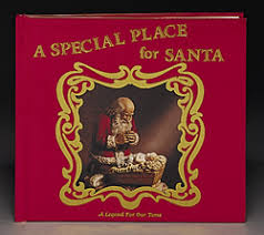 santa kneeling at the manger 21021 jpg