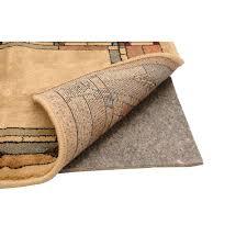 future foam prime comfort 1 2 in thick premium carpet pad with