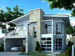 two storey modern house plans  HungryBuzzinfo