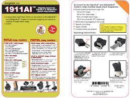 maglula tools for loading and unloading magazines