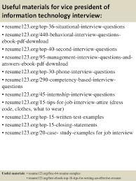 information technology resume samples information technology resume