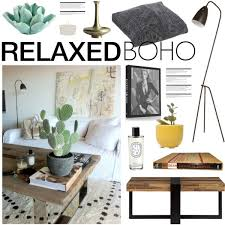 relaxed boho polyvore