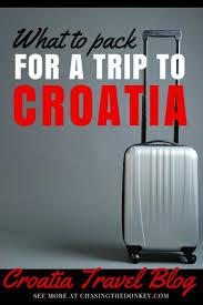 2018 croatia packing list what to pack for croatia croatia