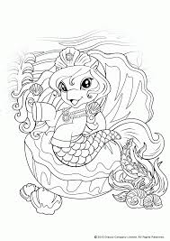 filly pony toys coloring pages mermaids 1 myfilly