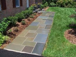 best 25 slate walkway ideas on walkway
