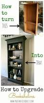Bookshelf Makeover Ideas Best 25 Refurbished Bookcase Ideas On Pinterest Bookcase