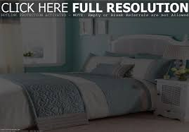 Bedroom Design Ideas Duck Egg Blue White Wooden Bed With Zebra Bedding Sheet Connected Shelves Idolza