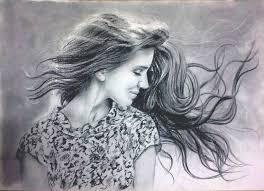 hair in wind by amir gallery on deviantart