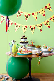 throw ninja turtles birthday party nickelodeon parents