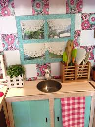 Play Kitchen Sink by You Won U0027t Believe This Play Kitchen Is Made Out Of Boxes Be A