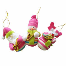 collection of christmas musical scenes ornaments all can