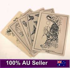 tattoo practice skins ebay