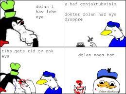 Dolan Duck Meme - dolen duk kompeelayshun pls gallery ebaum s world