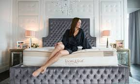 loom and leaf luxury memory foam joins mattress industry loom