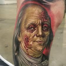 zombify your tattoo for halloween u2013 staciemayer com