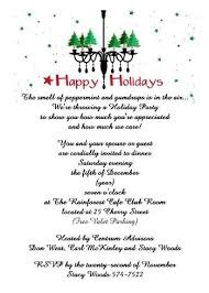 Christmas Party Invitations With Rsvp Cards - 36 best christmas party invitations images on pinterest