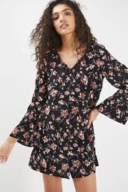 button front dress by glamorous topshop boho and clothing