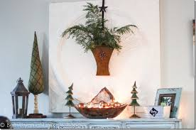 How To Decorate A Credenza 2012 Holiday House Walk Stop 15 Unskinny Boppy