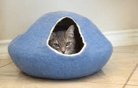 simple pretty cat beds for lazy days dream a little bigger