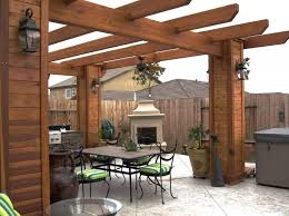 Simple Backyard Ideas Outdoor Simple Backyard Idea With Outdoor Dining Set And Patio