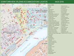 New Orleans Map Of Hotels by Floorplans And Maps