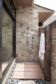 Teak Outdoor Shower Enclosure by 59 Best Outdoor Bathroom Shower Images On Pinterest Outdoor